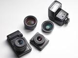 驚!可交換感光元件相機 Ricoh GXR