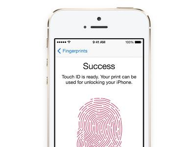 iPhone 5s 的指紋辨識真的可以成為密碼終結者嗎?