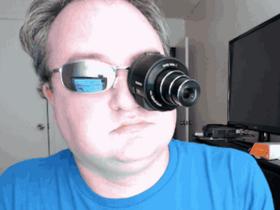 「不是 Google Glass」,那些大家一起惡搞的眼鏡