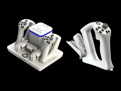 Sixense 推出無線運動追蹤設備 STEM:STEM+Oculus Rift,沉浸式的遊戲體驗不再「虛擬」 | T客邦