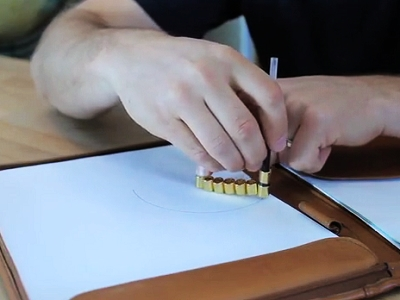 Polar 磁性筆!是筆,也是玩具 | T客邦