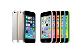 iPhone 5s / iPhone 5c 上市 3 天銷售突破 900 萬部、創歷史紀錄
