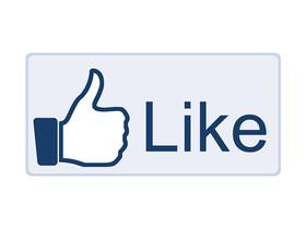在美國,社交網絡上的「按讚」行為將受到憲法第一修正案的保護