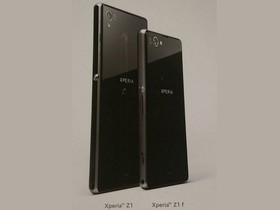 傳 Sony Xperia Z1 f 規格曝光:4.3 吋的 Xperia Z1 迷你版日本現身