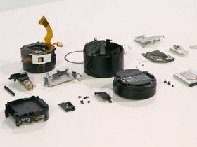 Sony QX100 外接式鏡頭相機大拆解,這次由 Sony 自行操刀!