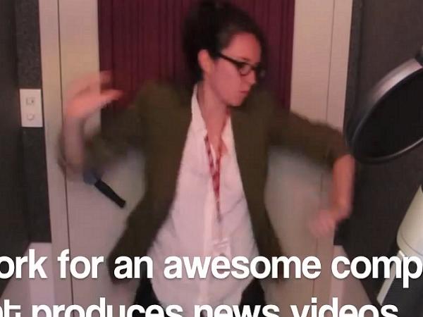 壹動畫美國女員工錄跳舞影片離職,主管也用跳舞影片反擊