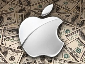 Apple 手上現金有 1470 億美元,蟬聯美國非金融企業現金王