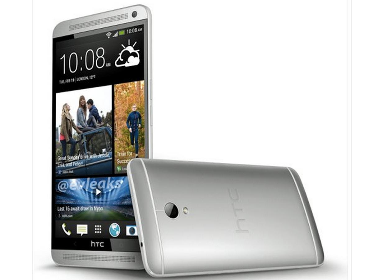 HTC One Max 最新照片流出,指紋辨識加上可換電池