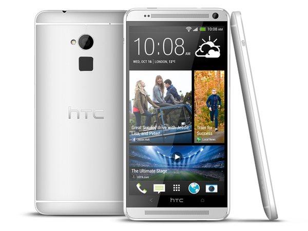 HTC One Max 正式發表:全新 Sense 5.5 介面的 5.9 吋大螢幕手機