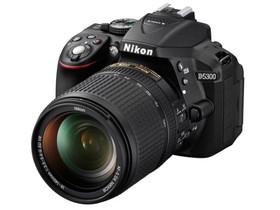 Nikon D5300 全新登場,內建無線 Wi-Fi 、 GPS 的 APS-C 小機皇
