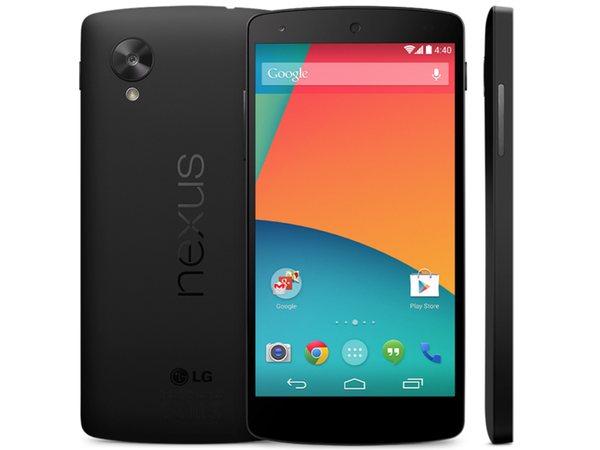 Google Nexus 5 於 Google Play Store 提前曝光,16GB 售價 349 美元