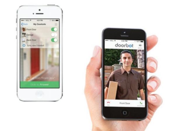 DoorBot:智慧型手機時代的門鈴