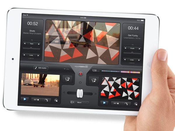iPad mini 升級 Retina 視網膜螢幕,搭配 A7 處理器顯示效能快 8 倍