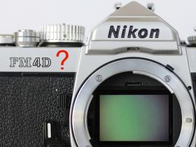 Nikon 復古全片幅相機即將現身?重拾 FM 經典銘機文青風格