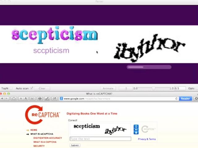 人工智慧的又一步: Vicarious 模擬人腦成功破解文字驗證碼CAPTCHA