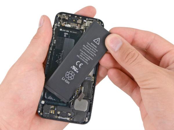 iPhone 5s 部分電池有問題,Apple 點頭承認