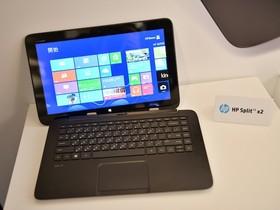 大尺寸平板筆電,HP split 13 x2 合體出擊