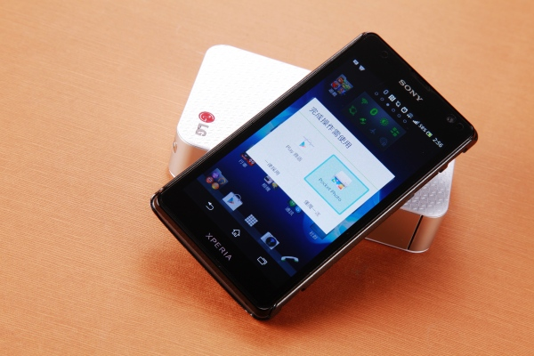 即拍即印口袋相印機:手機照片輸出小卡片,分享QR Code、創意名片交換實測