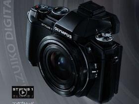 Olympus Stylus 1 高階隨身機發表,搭載 F2.8 大光圈、10.7 倍光學變焦鏡頭
