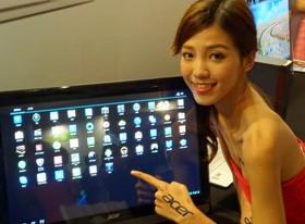 Acer Smart 系列液晶顯示器,內搭 Android 變 AIO、變大平板