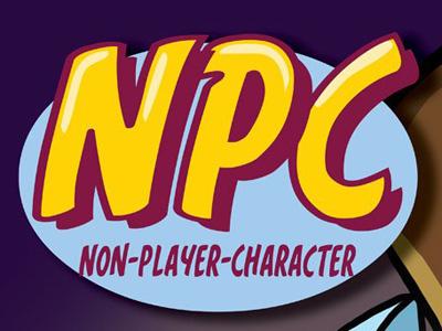 血汗與驚奇集大成:遊戲NPC的行動綱領