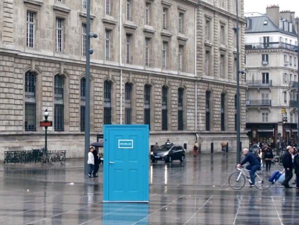 打開街頭「任意門」!法國鐵路公司讓你瞬間看見另一個城市