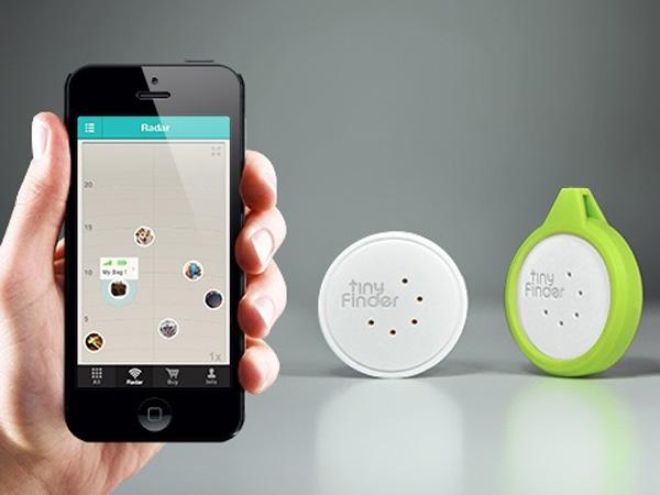 【得獎公佈】免費的 tinyFinder 迷你藍牙追蹤器送你,小孩、寵物、重要物品不遺失