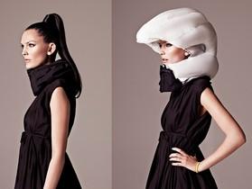 安全帽也很時尚!能救你命卻保持時尚的隱形頭盔