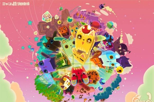 台灣團隊「阿克騰創意」新作連發!《方塊貓》系列APP一路狂喵!