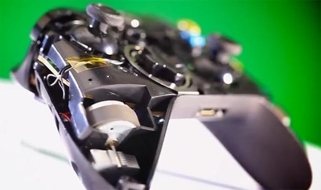 Microsoft 在 Xbox One 手把研發投入高達1億美元