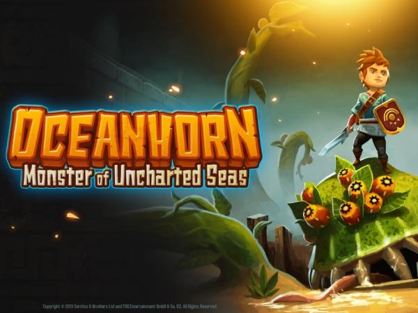 《Oceanhorn》:向薩爾達致敬的正宗 RPG 冒險App