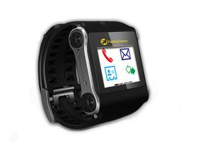 中國品牌智慧手錶 FashionComm A1,採高通 Mirasol 顯示器、還有復古的 GSM 手機功能