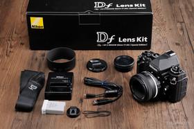 Nikon DF 台灣首發開箱初體驗,復古全幅即將正式開賣