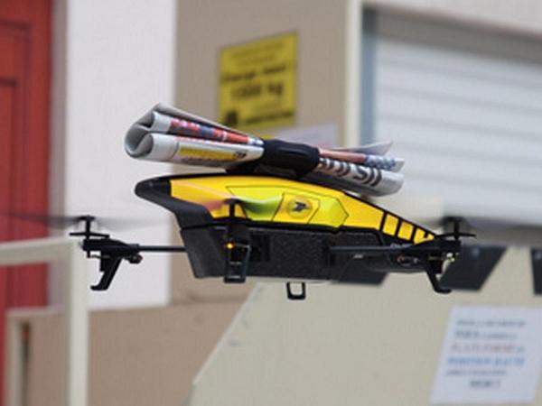 從軍用走向民用的無人機,是未來的主要應用