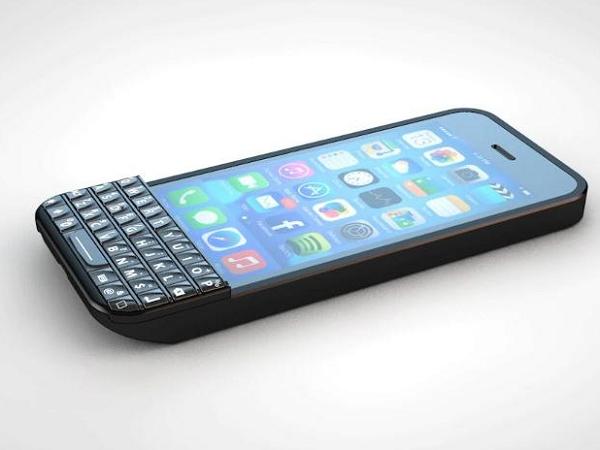 Typo Keyboard Case:讓你的 iPhone 也擁有實體鍵盤
