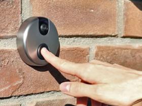 「智慧門鈴」Skybell,讓你用手機平板來看是誰在按門鈴