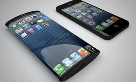 蘋果獲可撓式螢幕生產技術專利