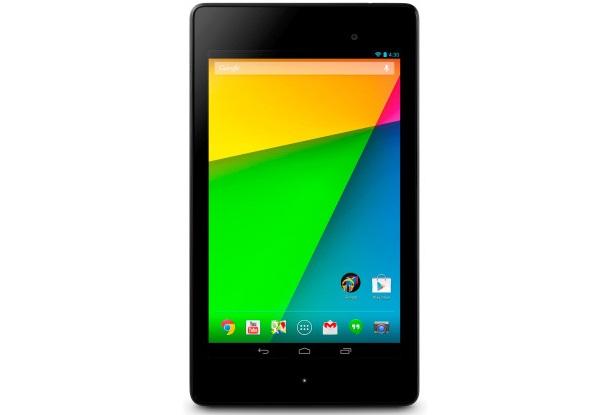 華碩推 Nexus 7 二代白色限定版,立即升級 Android 4.4