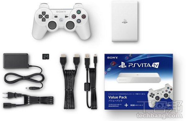 PS Vita TV 深度評測:廉價版客廳播霸,史上最迷你 PS 主機只賣 3,480 元