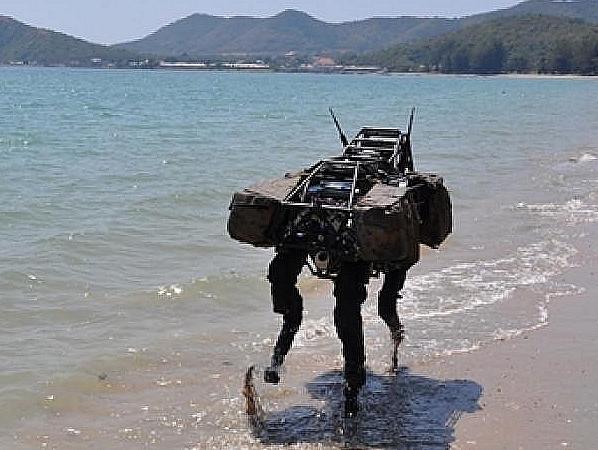 Google 收購了「大狗」機器人的波士頓動力公司