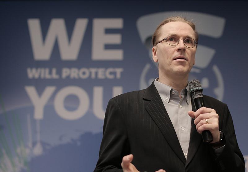 搶先了解未來安全趨勢,F-Secure 首席研究長 Mikko Hypponen 的前瞻性思維