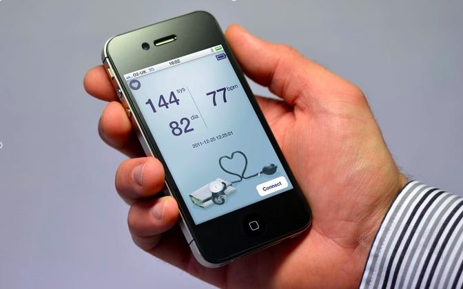直接用 iPhone 檢查身體?蘋果獲得心率監測的專利授權