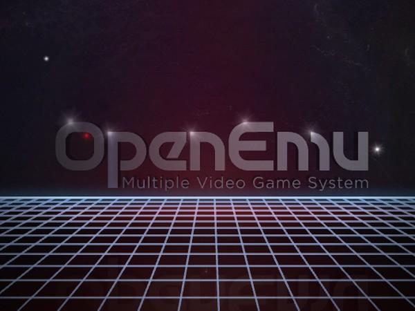 OpenEmu:Mac 專屬通用遊戲模擬器