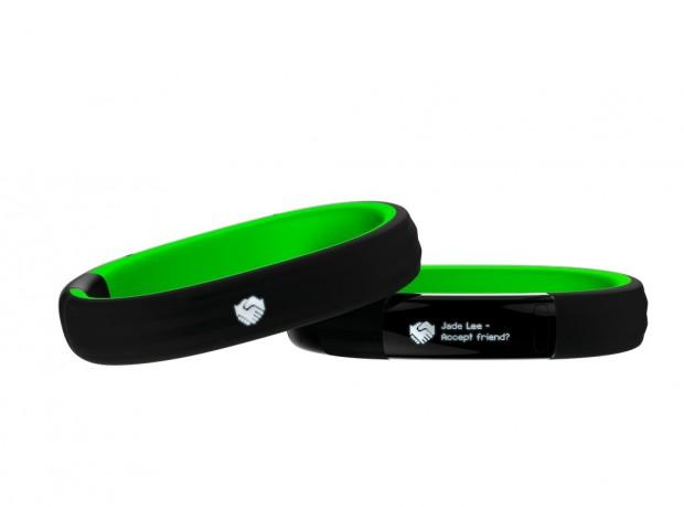 CES 2014:RAZER 也推智慧手環 Nabu,雙螢幕、可用於社交搜尋和遊戲提醒功能
