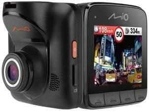 Mio推出全新進階功能Mio MiVue 5系列大光圈行車記錄器 內建獨家發明專利動態預警GPS固定式測速照相提示