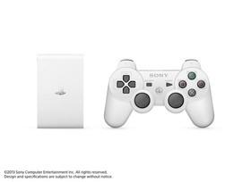PlayStation  全新娛樂系統  PlayStation  Vita TV    推出多樣的影音娛樂饗宴  2014年1月16日   一起用TV來玩吧!