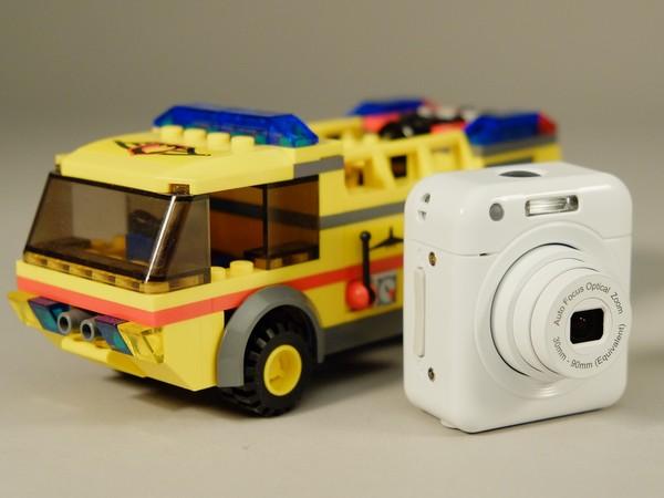 只要 2,980 元,altek Cubic 無線相機評測:小巧機身、3 倍光學變焦的微型相機