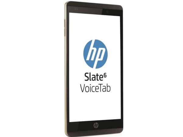 HP 正式發表 Slate6 VoiceTab 以及 Slate7 VoiceTab,二月於印度上市