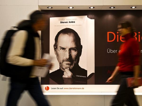 《賈伯斯傳》作者:Google在創新戰中已超越Apple