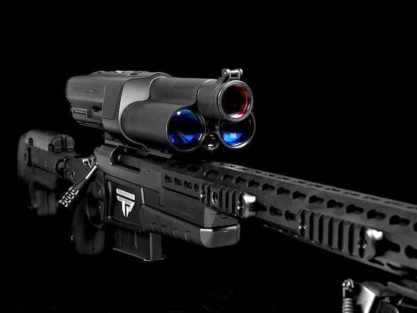 智慧型狙擊槍再升級半自動連發,菜鳥馬上成為長程狙擊手